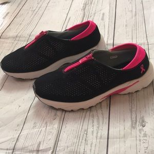 Breast Cancer Awareness Tennis Shoes Avon